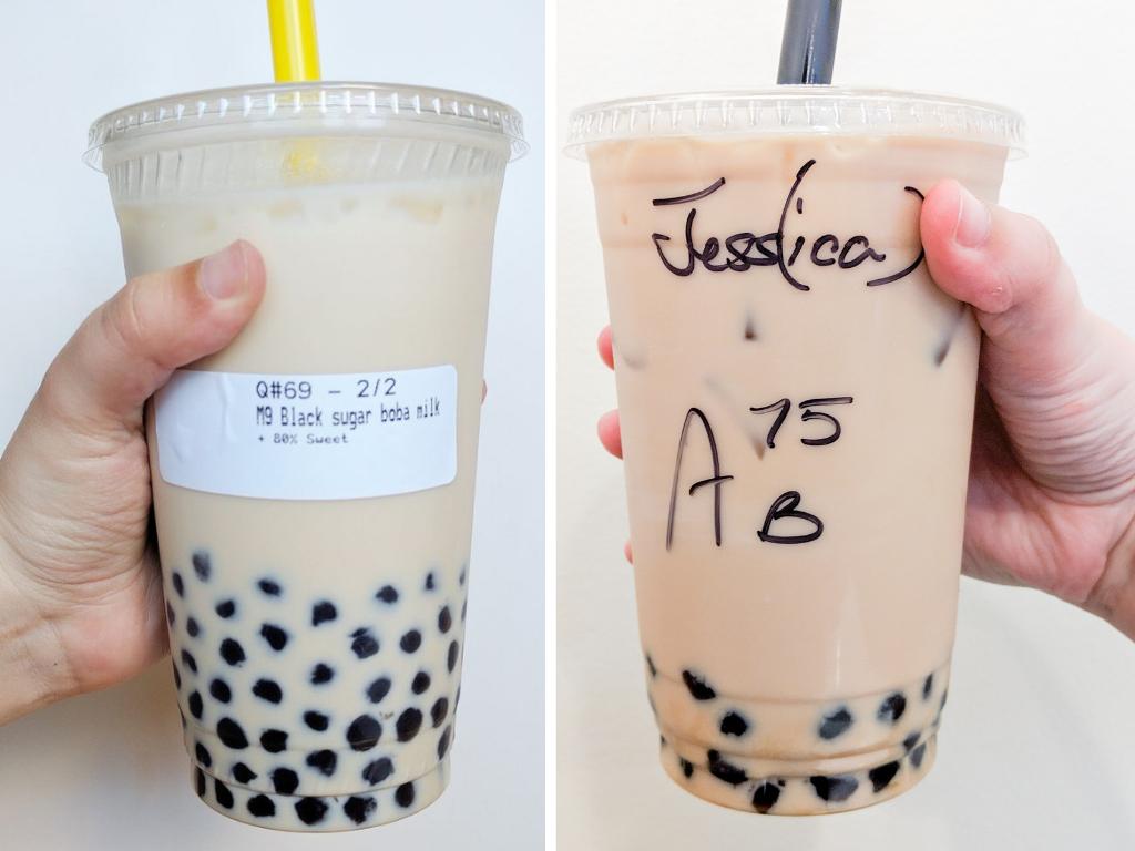 Drive Thru Boba vs Young Tea