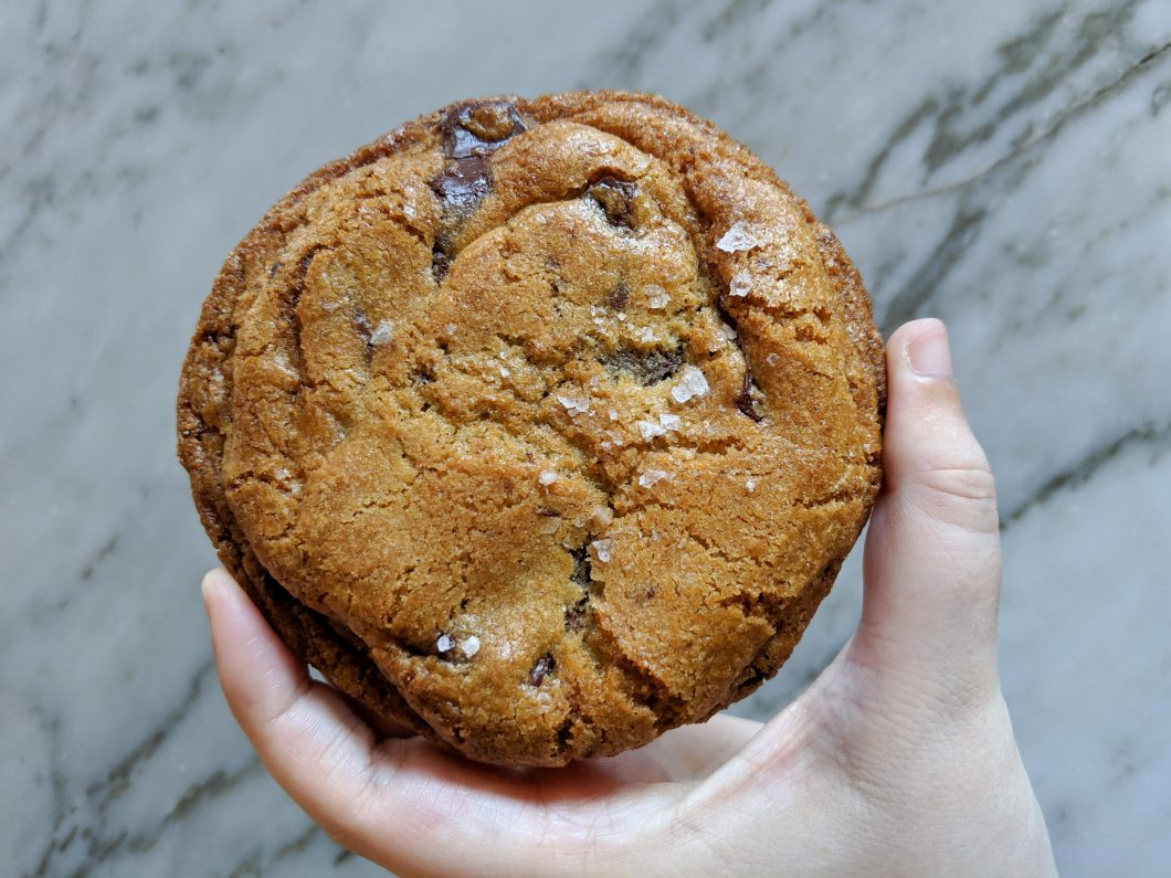 Seatte's best chocolate chip cookie
